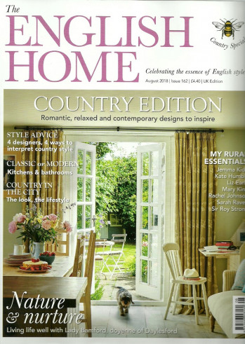 The English Home August 2018