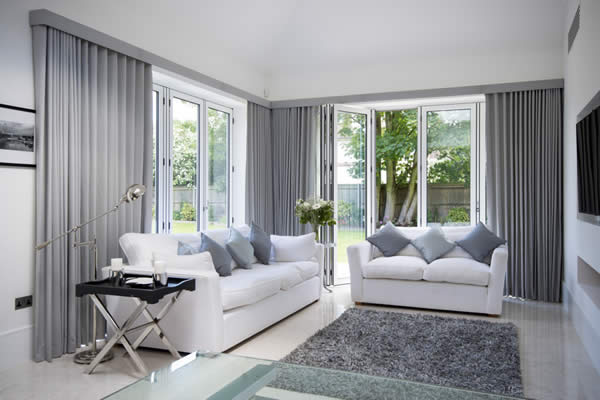 Curtains and Blinds London – for Bifold Doors